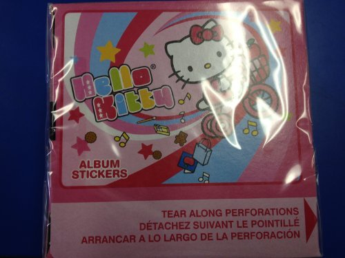 2013 Panini Hello Kitty Album Sticker Box