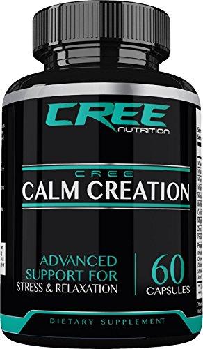 CREE Nutrition Calm Creation Ashwagandha