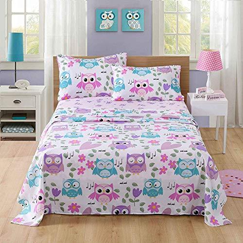 MarCielo Children Printed Pillowcase Bedding