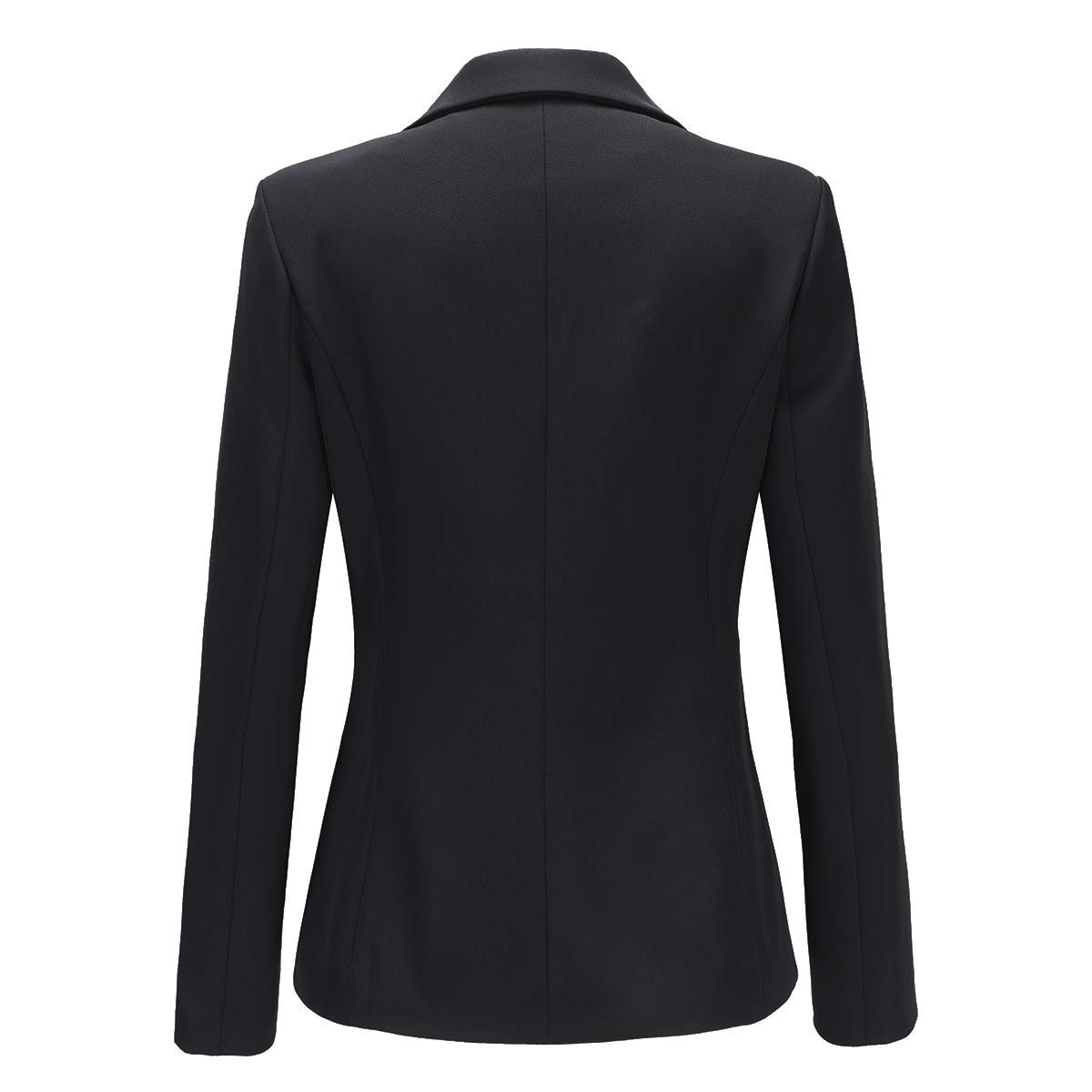 Giacca da Donna a Maniche Lunghe vestibilit/à Aderente Stile Casual e Formale Elegante YYNUDA