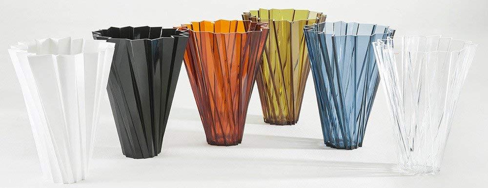 Kartell 1229b4/ /Vase Shanghai Copper