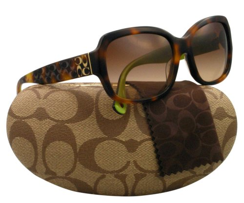 Coach Womens HC8001 Sunglasses product image