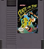 Skate or Die! Nintendo NES is a skateboarding game released by Electronic Arts