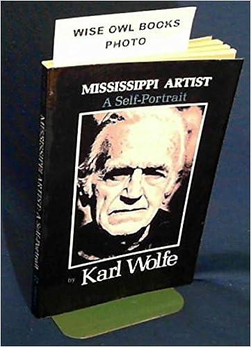 Book Mississippi Artist: A Self-Portrait