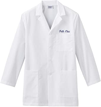 Amazon.com: Meta Labwear 'Meta Fundamentals Men's Labcoat' Lab ...