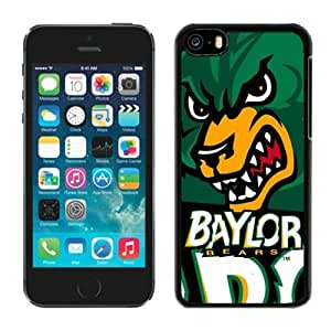 Iphone 5c Case NCAA Big 12 Conference Baylor Bears 1 Apple Iphone Case by icecream design