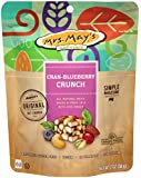 Mrs. May's Crunch, Cran Blueberry, 2 Ounce (Pack of 12)