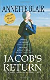 Jacob's Return, Annette Blair, 1897562853