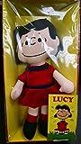Peanuts - Lucy 2D Plush Cushion Medicom new sealed window box