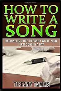 how to write a song for beginners