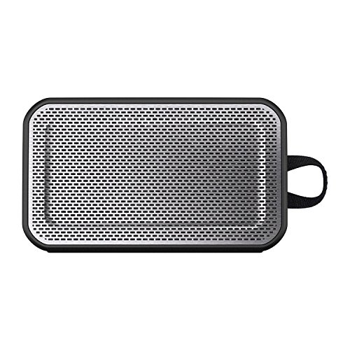 Skullcandy Barricade XL Bluetooth Wireless Portable Speaker, Waterproof and Buoyant, Impact Resistant, 10-Hour Battery Life and 33 Foot Wireless Range, Black