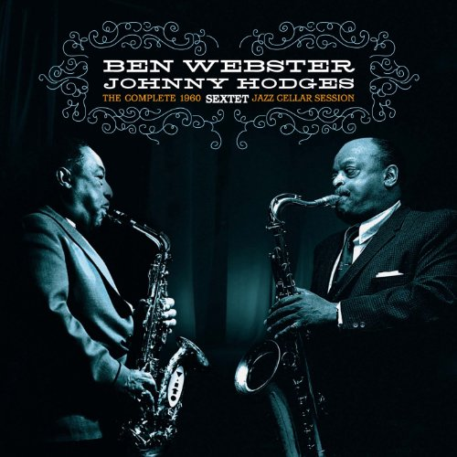 Johnny Hodges - Complete Jazz Cellar Session 1960 (180 Gram Vinyl)