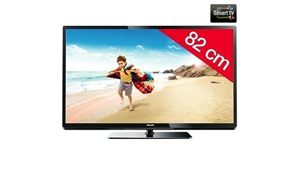 Televisor LED 32PFL3507H/12 + Soporte de pared ES200: Amazon.es ...