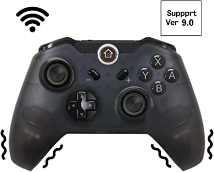 JFUNE Controlador Inalámbrico Mando para Nintendo Switch, Switch Pro Controller Wireless Bluetooth Gamepad DualShock Vibration: Amazon.es: Electrónica