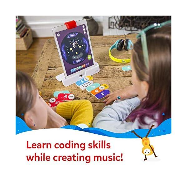 """Osmo - Gioco da tavolo """"Coding Starter Kit"""" per codifica (versione inglese) 4 spesavip"""