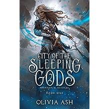 City of the Sleeping Gods: a Reverse Harem Fantasy Romance (Nighthelm Academy Book 1)