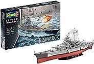 Revell of Germany Battleship Bismarck Model Kit
