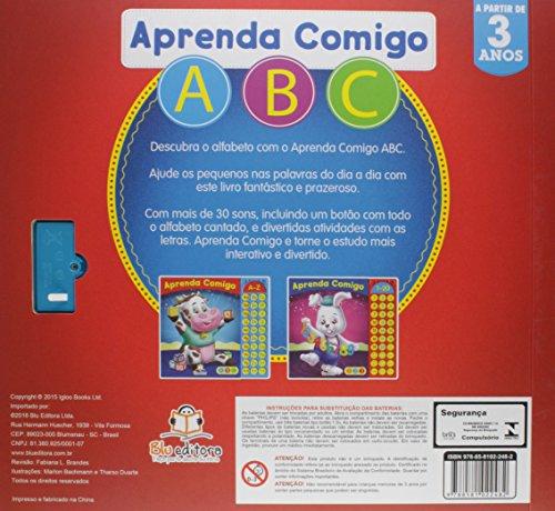 Aprenda Comigo. ABC