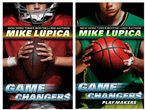 GAME CHANGERS:By Mike Lupica:Game Changers: Book 1 & 2 Set [Hardcover]