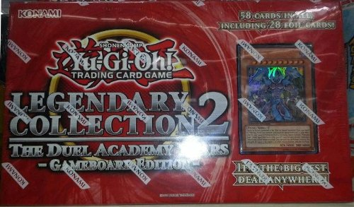 board game - yu-gi-oh - trading card game - legendary collection - 2