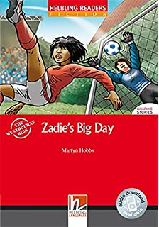 Helbling Readers Fiction Zadie S Big Day Level 1 A1 Inkl