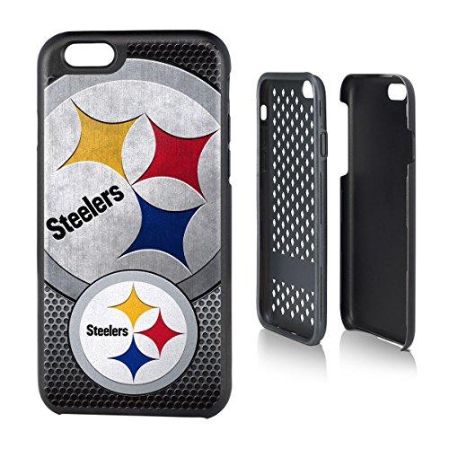 NFL Pittsburgh Steelers iPhone 7 Case, Black (Pittsburgh Steelers Phone Case)
