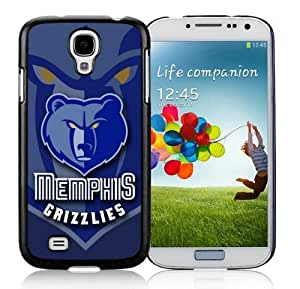 Custom Samsung Galaxy S4 Case NBA Memphis Grizzlies Team Logo Phone Protective Case Mate