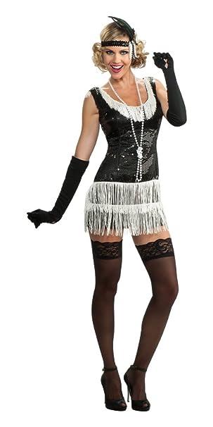 1920/'s Charleston Gatsby Flapper Gangster Fancy Dress Costume Accessories Lot.