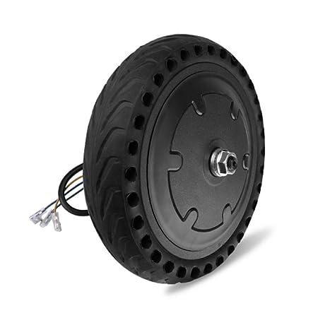 Ruedas scooter eléctricas, 8,5 pulgadas Solid Motor 8 1/2X2 ...