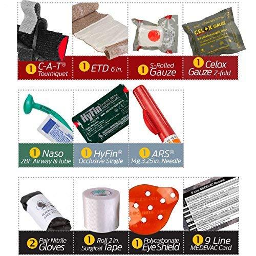 NAR''SIRK'' Supplemental IFAK Resupply Kit - (w/Celox Gauze) by Supplemental IFAK Resupply Kit (Image #3)