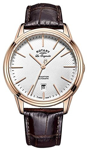 Rotary Gents Swiss Made Tradition Watch GS90164/02