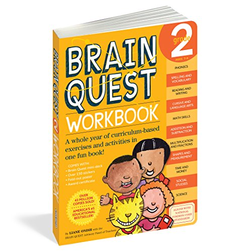 Travel Pad Activity (Brain Quest Workbook, Grade 2)