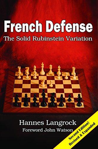 French Defense: The Super-Solid Rubinstein Variation