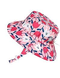 Jan & Jul Baby Toddler Kids UPF 50 Sun Protection Adjustable Sun Hats