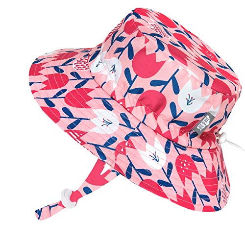 JAN   JUL Children s Beach Swim Quick Dry Sun Hats 50+ UPF ... 53194720681