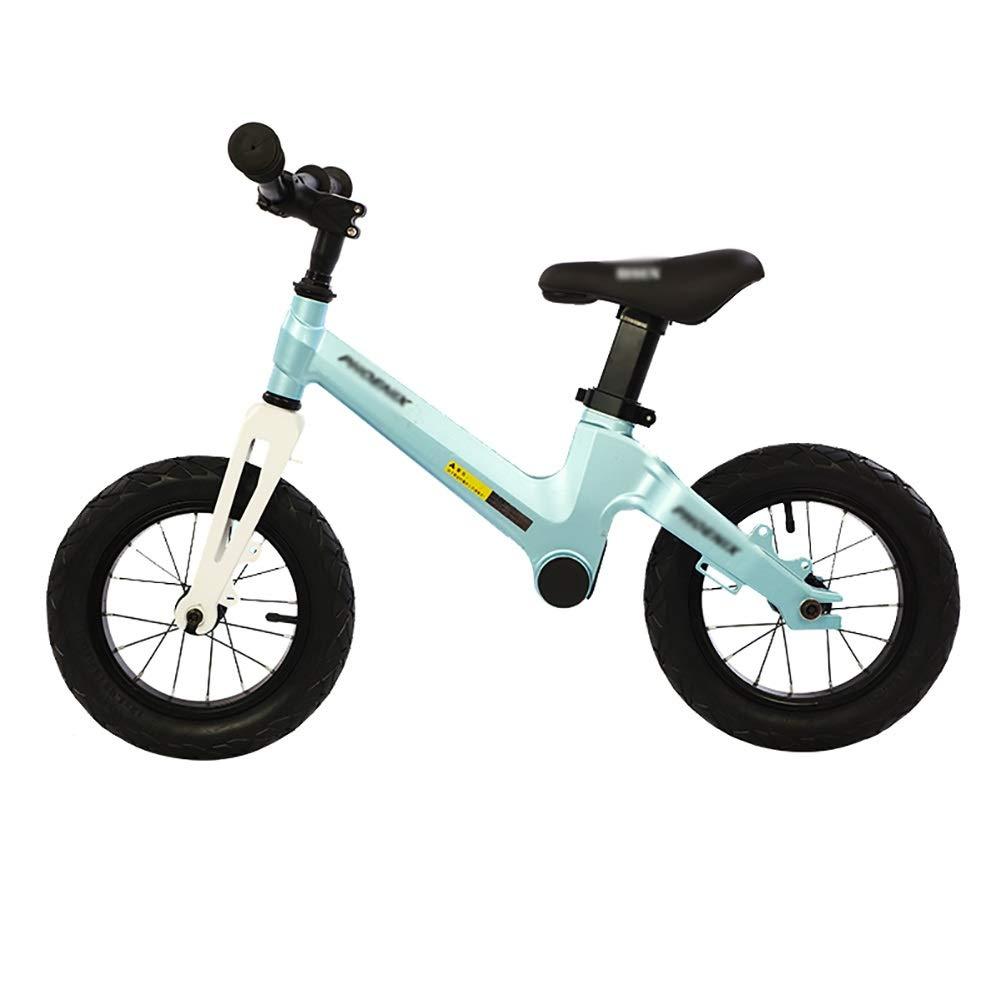compras de moda online Bicicletas sin pedales Bicicletas de de de Equilibrio para niños pequeños, Bicicletas de Entrenamiento para niños, neumáticos, sin Pedal - 2, 3, 4, 5 años, Azul  Con precio barato para obtener la mejor marca.