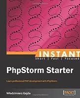 Instant PhpStorm Starter Front Cover