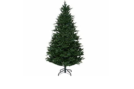 santas best 75 balsam fir tree with rgb function