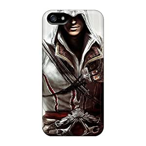 Iphone 5/5s Mea15361hmll Customized Nice Assassins Creed Skin Best Hard Cell-phone Cases -AlissaDubois