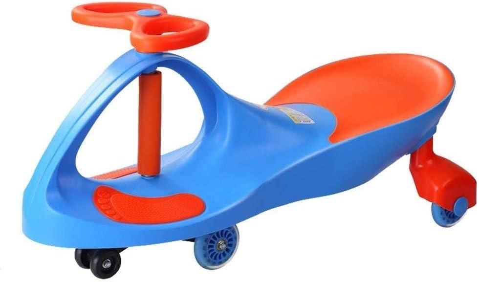 TYUIO El plasmacar Originales por Plasmart - púrpura - Ride On Toy, Edad 3 años y Arriba, sin baterías, Engranajes, o los Pedales, torsión, Vuelta, Meneo for la diversión sin Fin