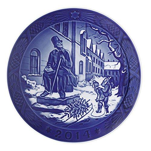 Royal Copenhagen Christmas Plate 2014 - 'Hans Christian Andersen' ()