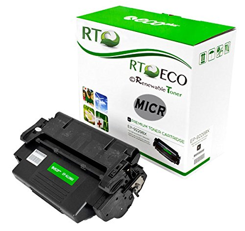 Renewable Toner Compatible High Yield MICR Toner Cartridge Replacement for HP 98X 92298X Laserjet 4 4+ 4M 4M+ 5 5N 5M 5se