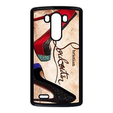 7cdad20a3db Design Cases LG G3 Cell Phone Case Black Christian Louboutin Fffso ...