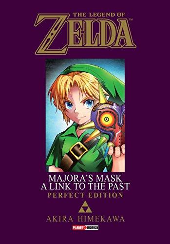 The legend of Zelda: Majora's mask - A link to the past