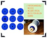 Churrera Churro Maker with Hollow Churro Nozzle. 9