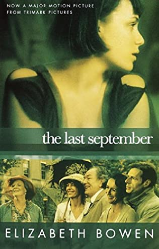 book cover of The Last September