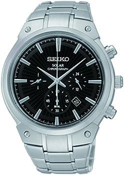 Seiko Men's Analog Quartz Watch