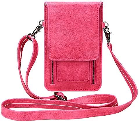 Cellphone Purse for Women Lightweight Small Cross Body Bag for Travel, Daily Use