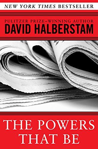 Powers That Be David Halberstam ebook product image