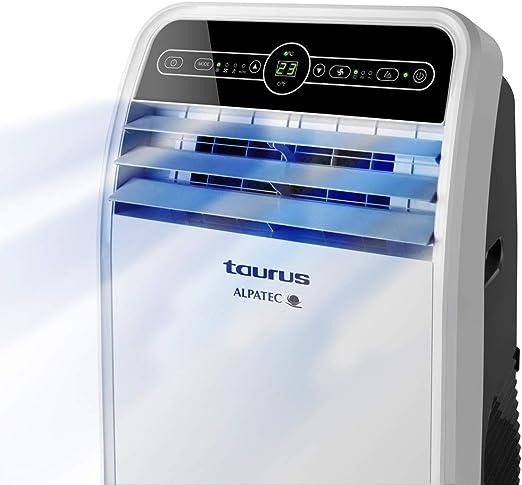 Taurus AC 2600 RVKT - Aire acondicionado port?til, 4 en 1: calor ...